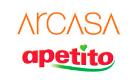 Logo Arcasa apetito